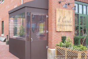 Keeping Your Customer Comfortable With A Vestibule