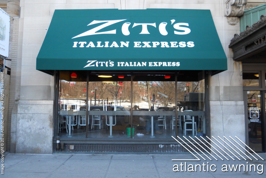 Restaurant Awnings - Commercial and Residential Awnings in MA