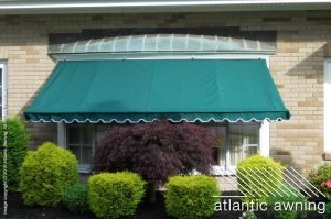 Pull-up & Retractable Window Awnings