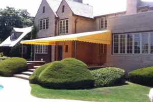 PAMA Energy Study Shows Fabric Awnings Can Reduce Residential Cooling Costs by More Than 50%